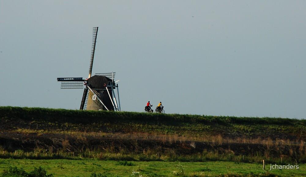 Dutch cyclists by jchanders