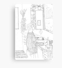 beegarden.works 002 Canvas Print