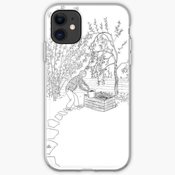 beegarden.works 001 iPhone Soft Case