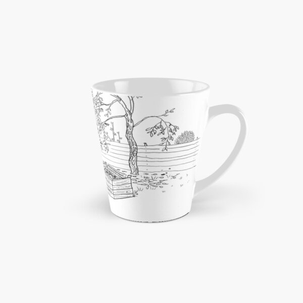 beegarden.works 001 Tall Mug