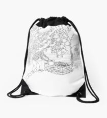 beegarden.works 001 Drawstring Bag