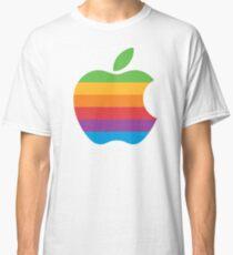 Vintage Apple Logo Classic T-Shirt