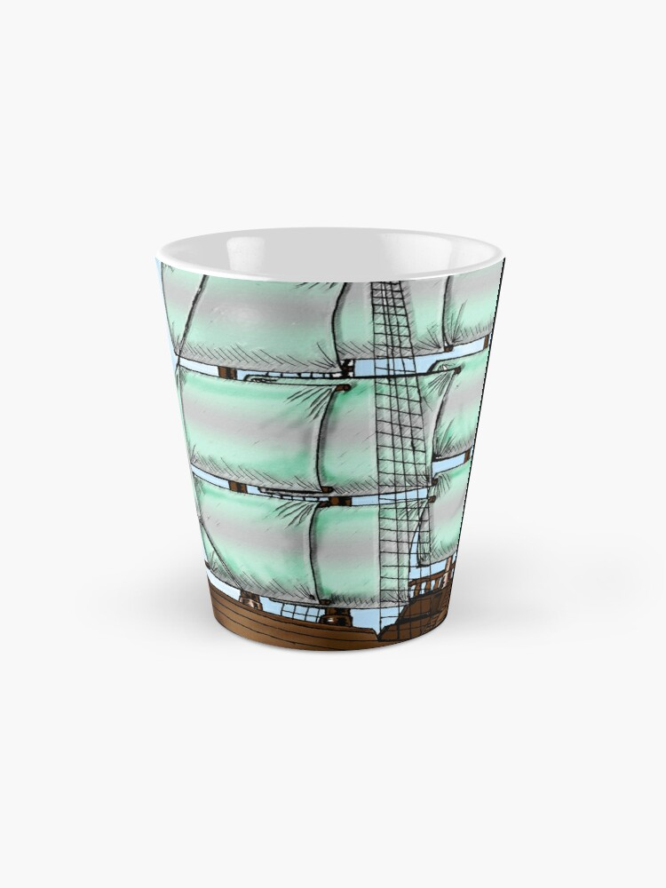 Alternate view of Ocean Waves Mug