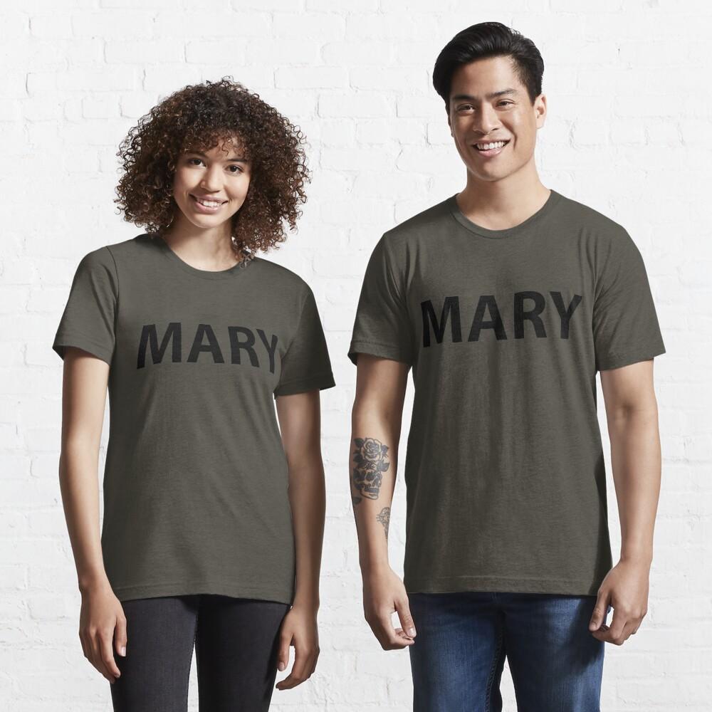 MARY ARMY Essential T-Shirt