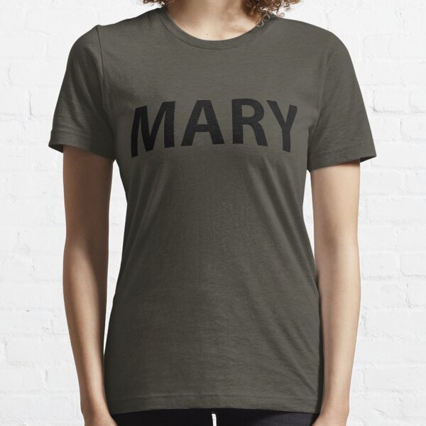 MARY ARMY Essential T-Shirt