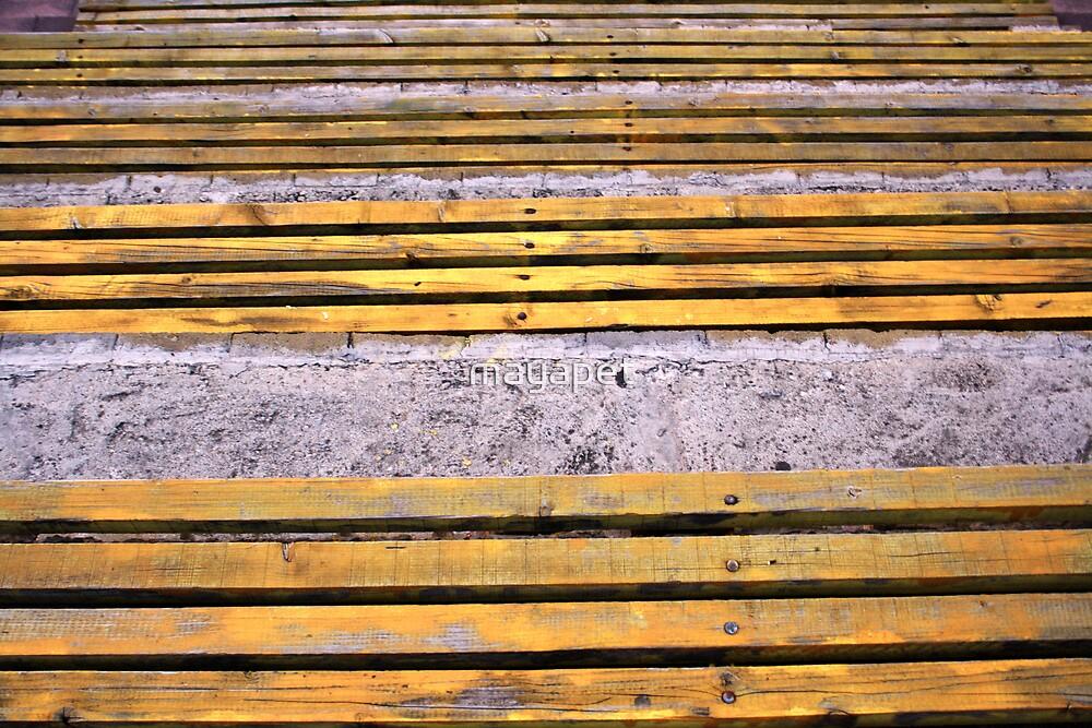 Benches by mayapet
