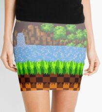 Green Hill Zone Mini Skirt