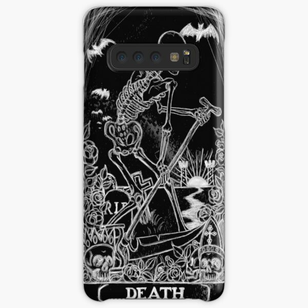 Death Card Samsung Galaxy Snap Case
