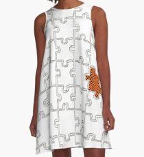 Puzzle A-Line Dress