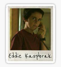 Eddie Kaspbrak IT sticker Sticker