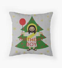 Jesus - Christmas Throw Pillow