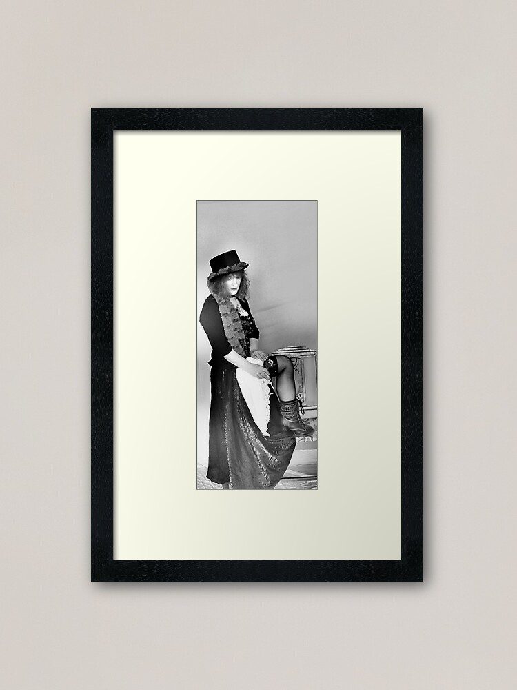 Alternate view of Untitled Framed Art Print