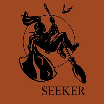 Seeker Print by khallion