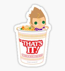 Ignis - That's It! Noodles Sticker