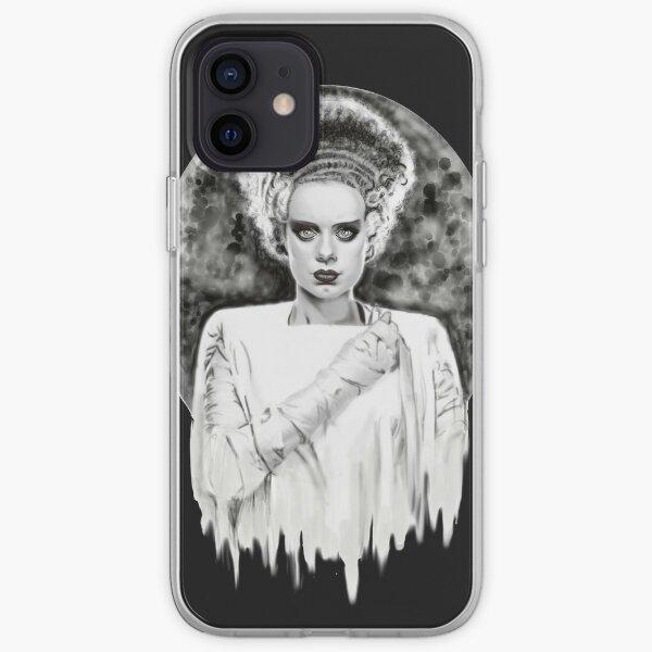 Frankenstein's Bride iPhone Soft Case