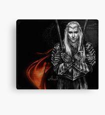 Elven King Canvas Print