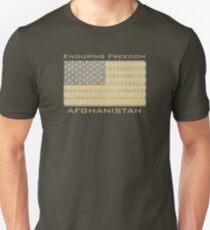 Operation Enduring Freedom Afghanistan Unisex T-Shirt