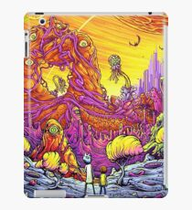 Monsters World iPad Case/Skin