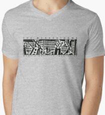 The Weakerthans - Poetry-Positive Revolution Men's V-Neck T-Shirt