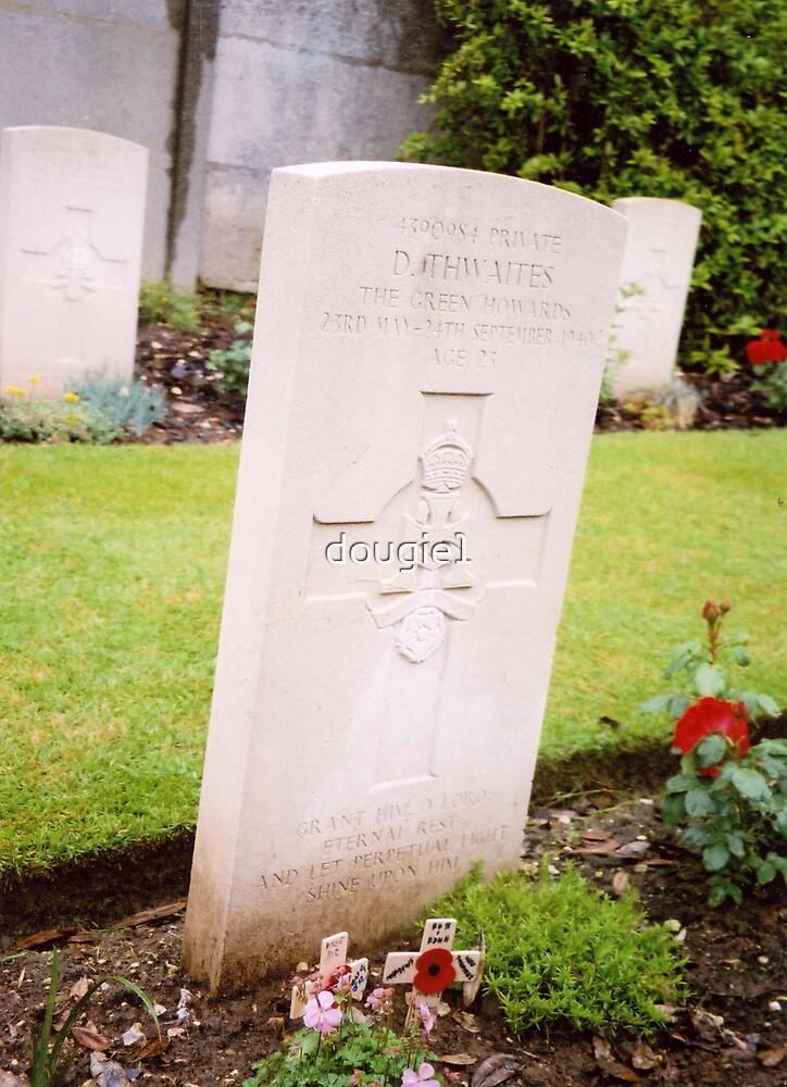 Private Douglas Thwaites by dougie1
