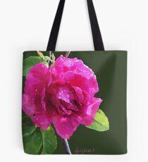 Granny's Rose Tote Bag