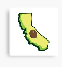 California Fresh Canvas Print