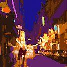 Halogenic Paris 02 by Yuriy Shevchuk
