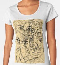 Self Portrait Women's Premium T-Shirt