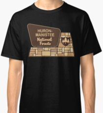 Huron-Manistee National Forests Classic T-Shirt