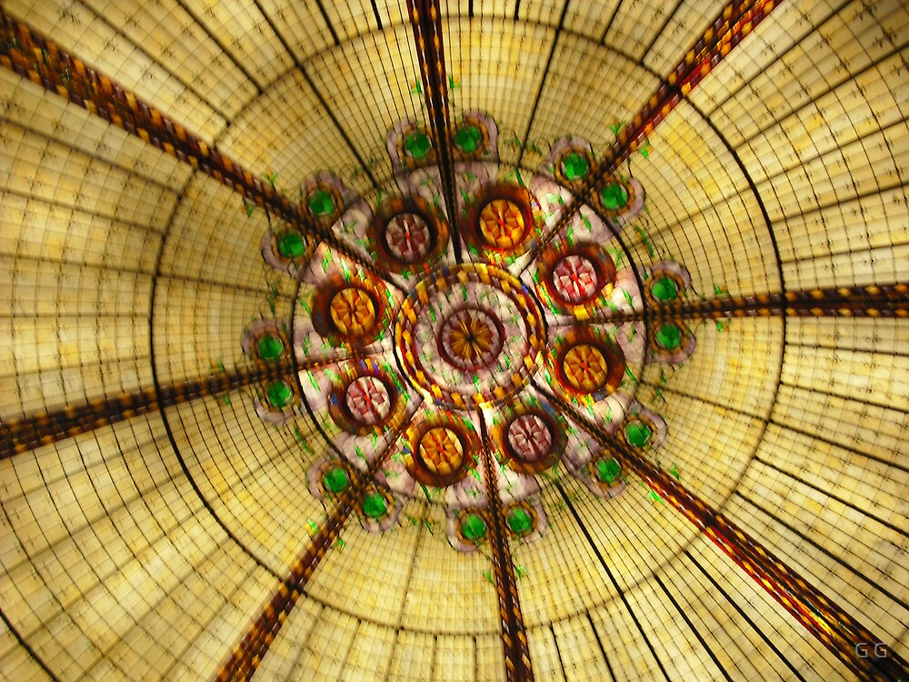 The Paris Ceiling by G G