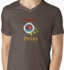 PACIFICO Men's V-Neck T-Shirt