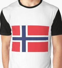 Norway Graphic T-Shirt