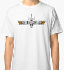 Red Squadron Classic T-Shirt