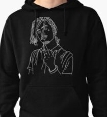 Lil Pump Line Only V1 Pullover Hoodie