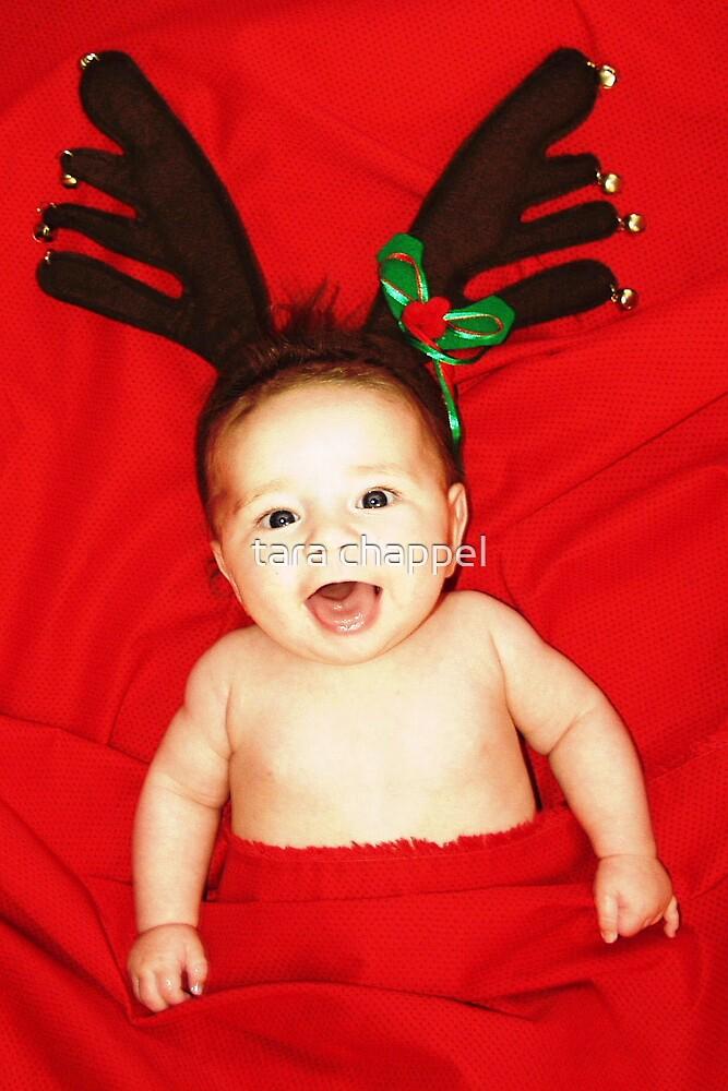 merry christmas by tara chappel