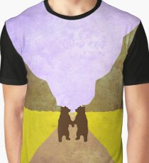 Rocky Couples Graphic T-Shirt