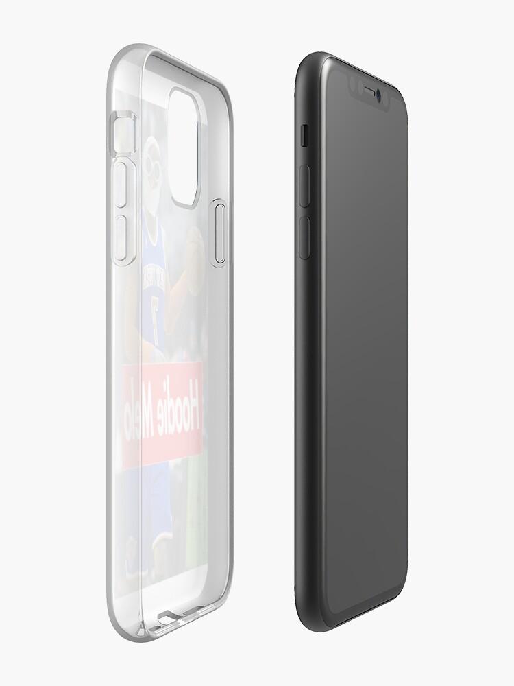 Coque iPhone «Hoodie Melo est le meilleur Melo», par Micro334