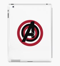 American Avengers iPad Case/Skin