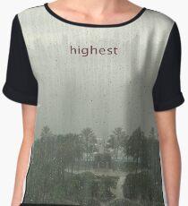 Highest Women's Chiffon Top