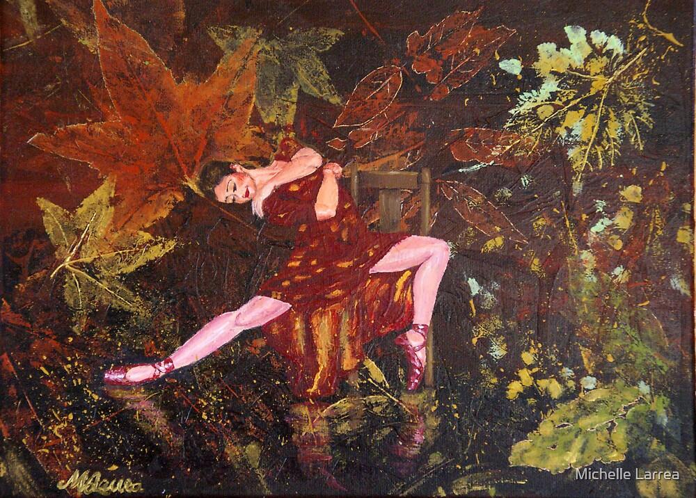 The Four Seasons - Autumn Breeze by Michelle Larrea