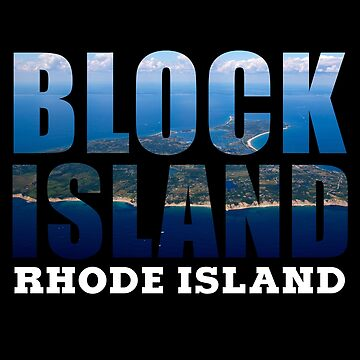 Block Island, Rhode Island Background by RIHype