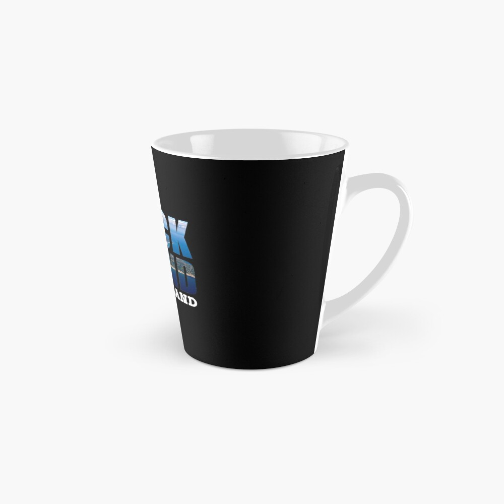 Block Island, Rhode Island Background Tall Mug
