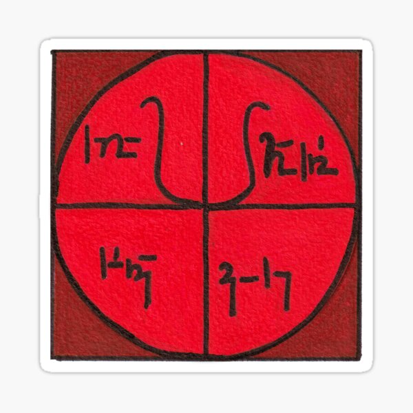 Symbols- Protection Sticker