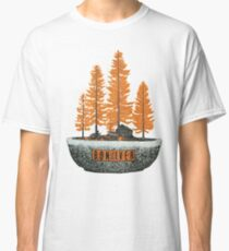 bon iver - I love the thought that people put into clothes.  Classic T-Shirt