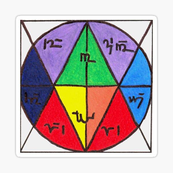 Symbols - Balance Sticker