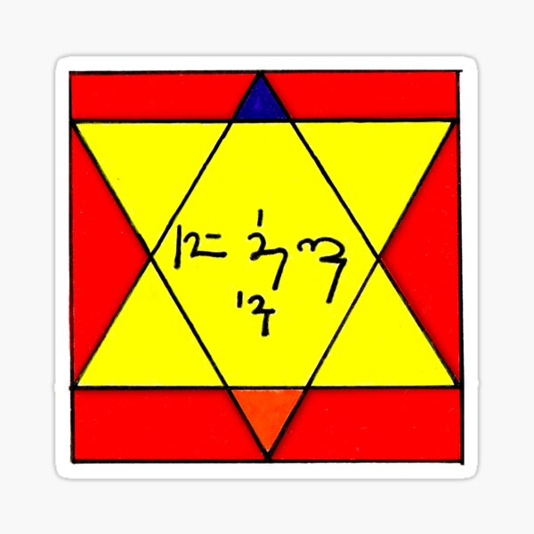 Symbols - Abundance Sticker