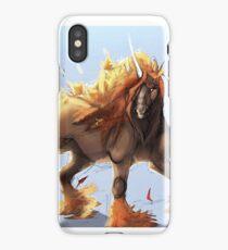 Fall Unicorn  iPhone Case/Skin