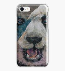 Panda Rock iPhone Case/Skin