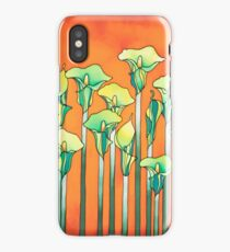 A bouquet of Lilies for you! iPhone Case