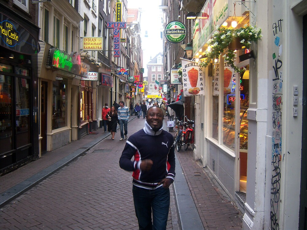 Amsterdam..... by seanoooa
